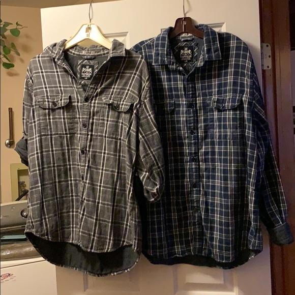 Express Other - Express dress shirts.
